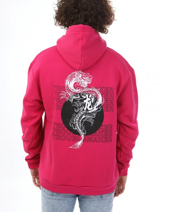 DRAGON |TROUBLEMAKER|SWEATSHIRT